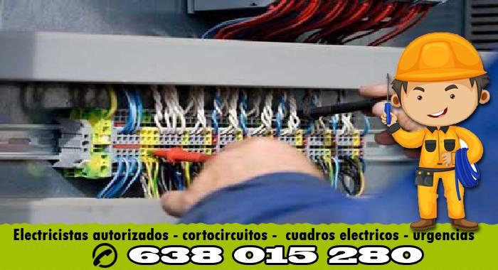 Electricistas en Almoradí