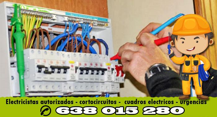 Electricistas en Aguilas