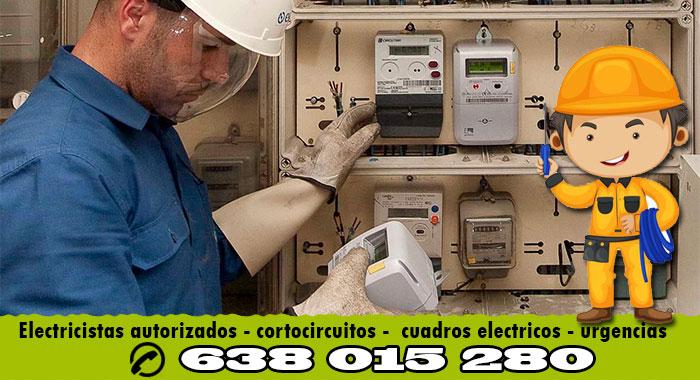 Electricistas en Alcantarilla
