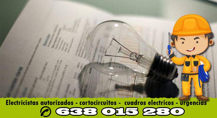 Electricistas en Alguazas