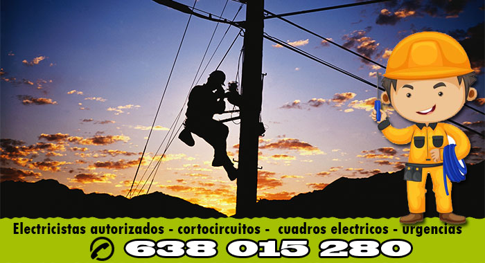Electricistas en Ceuti