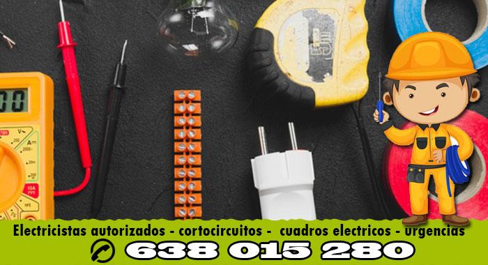 Electricistas en Fortuna