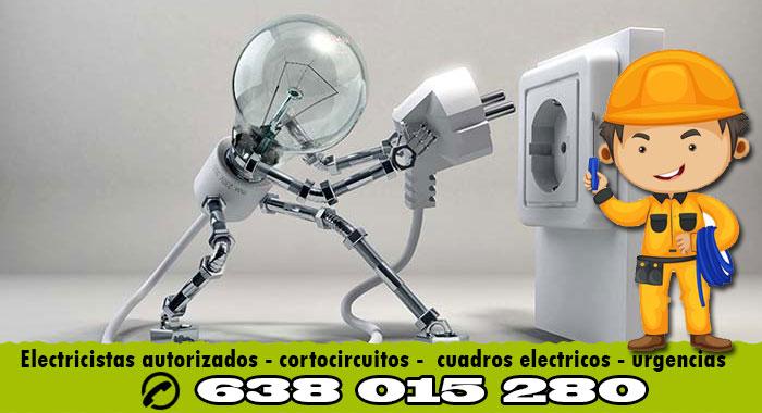 Electricistas en Torre-Pacheco