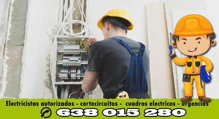 Electricistas en Alhama de Murcia