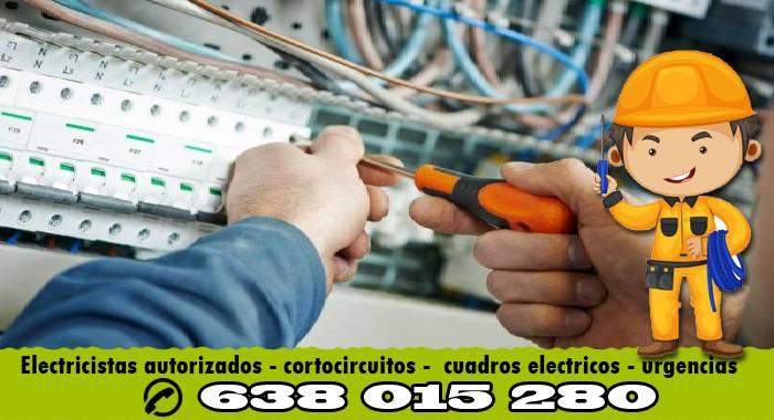 Electricistas en Aranjuez