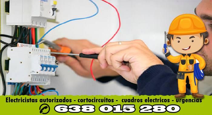 Electricistas en Arganda del Rey