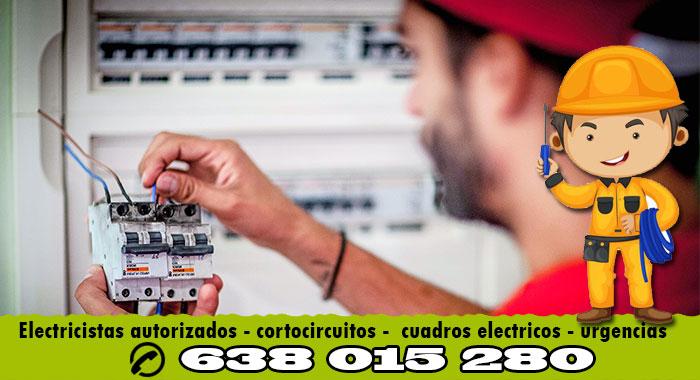 Electricistas en Lorqui