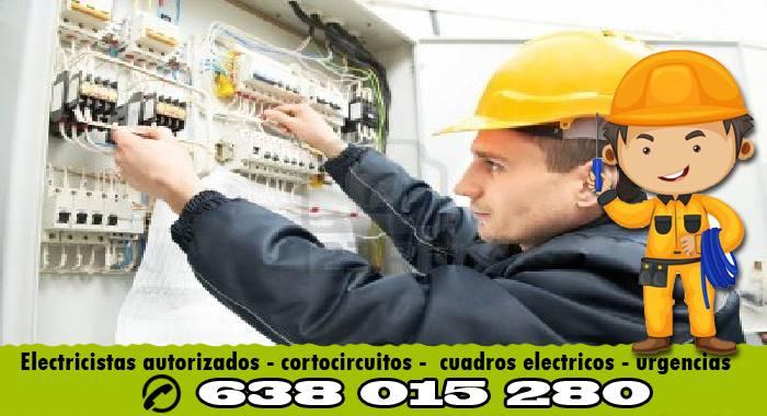 Electricistas en Madrid centro