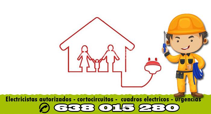 Electricistas en Molina de Segura