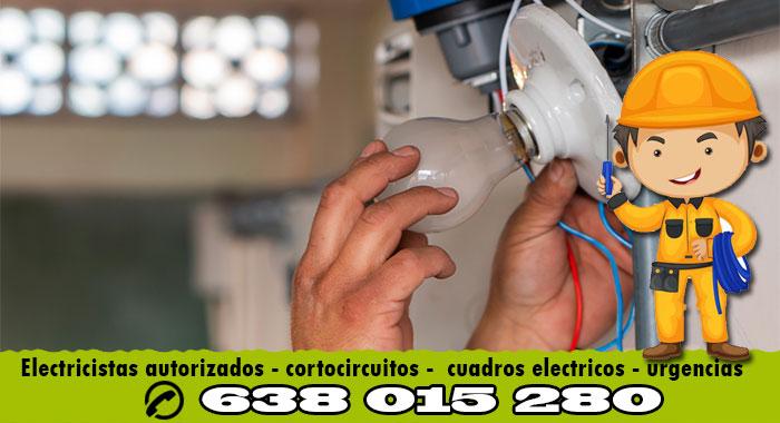 Electricistas en Tarragona