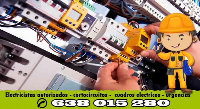 Electricistas en Valdemoro