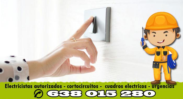 Electricistas en Castellon