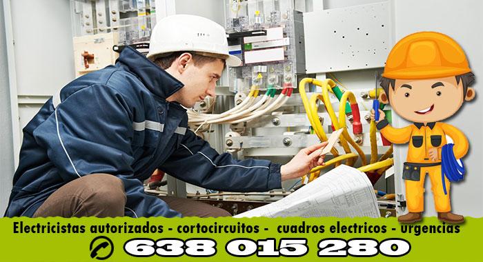 Electricistas en Sant Feliu de Guíxols