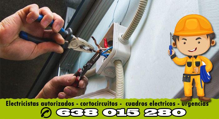 Electricistas en Argentona