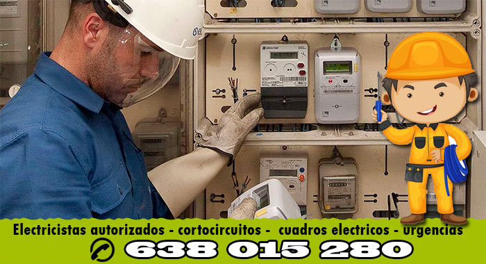 Electricistas en Horta-Guinardó