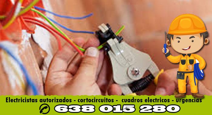 Electricistas en Actur-Rey Fernando