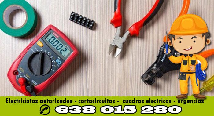 Electricistas en Alboraya