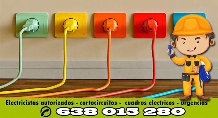 Electricistas en Chiva