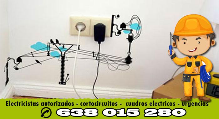 Electricistas en Gandia