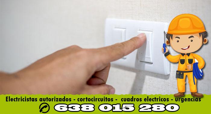 Electricistas en Puig