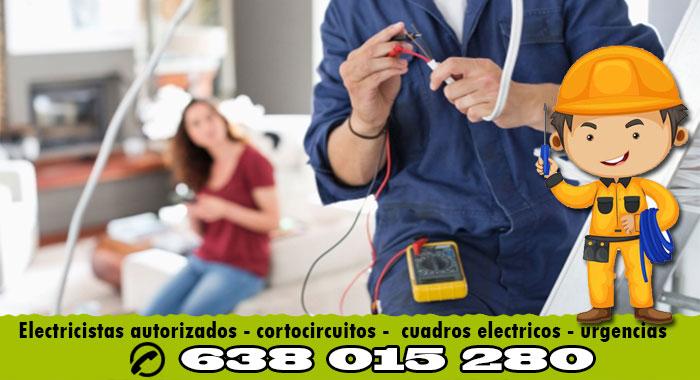 Electricistas en Silla