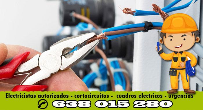 Electricistas en Calatayud