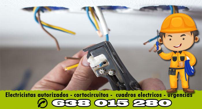 Electricistas en El Rabal