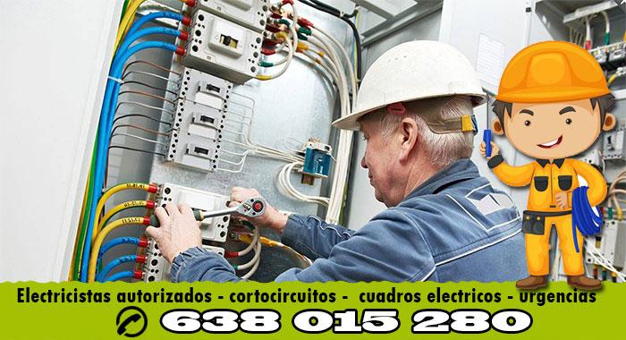 Electricistas en Oliver-Valdefierro
