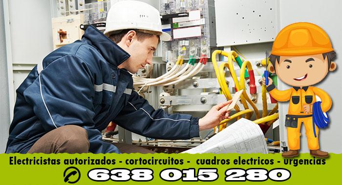 Electricistas en Universidad