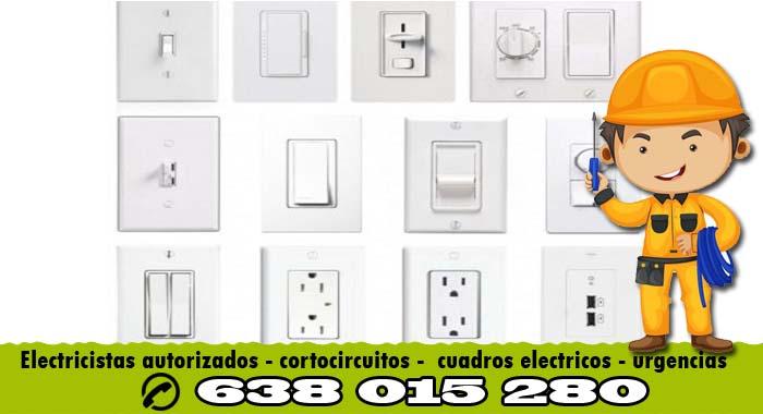 Electricistas en Adra