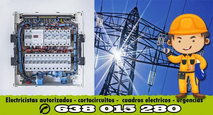 Electricistas en Almeria