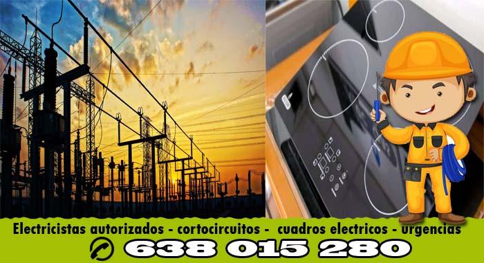 Electricistas en Garrucha
