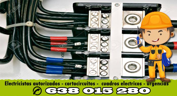 Electricistas en Huércal-Overa