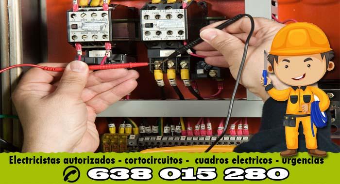 Electricistas en Roquetas de Mar