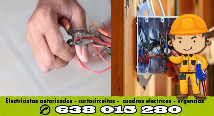 Electricistas en Vícar